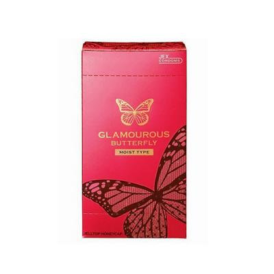Cửa hàng bán  Bao cao su Jex Glamcurous Butterfly moist 1000-hộp 12c